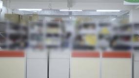 物流流水线作业发货物流仓库分拣商品视频素材包