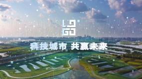 【含素材包】生态宜居科技城市AE模板AE模板