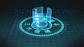 科技感企业宣传ae模板AE模板