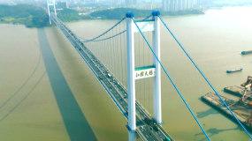 【4K】江阴大桥(多镜头多角度)视频素材