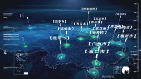 (视频素材)呼和浩特辐射全球-6视频素材