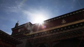 云南藏传佛教视频素材