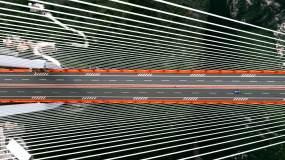 北盘江大桥世界最高的大桥航拍1080p视频素材