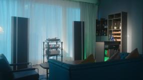 【有版权】各类室内音响实拍原始素材视频素材