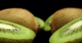 4K-猕猴桃奇异果新鲜水果视频素材