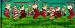 圣诞节背景视频素材包