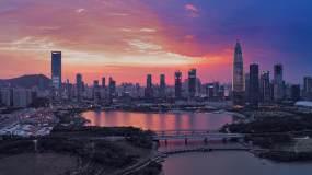 深圳湾视频素材