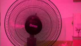 可商用电风扇镜头视频素材