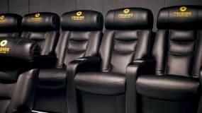 4K电影放映厅视频素材