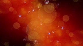 粒子光斑泡泡光点闪光背景视频素材