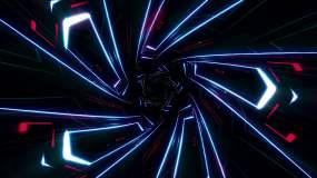 隧道04视频素材