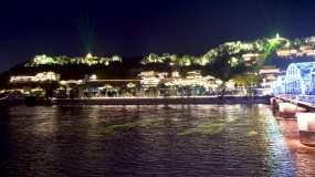 4K黄河中山桥拍摄素材-3视频素材