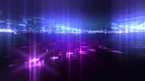 【4K】【无缝循环】唯美舞台光效视频素材
