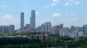 长沙烈士公园4K422-10bit视频视频素材
