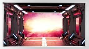 2K-3DMAPPING视觉动画视频素材包