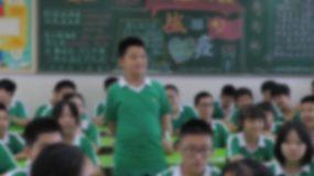 学校教室课室教学青春毕业放飞梦想纸飞机视频素材包