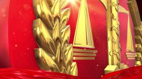 新版法徽法院片头16prPr模板