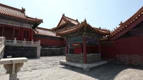 北京故宫博物院视频素材