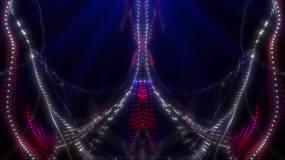 酒吧DJ舞台粒子炫光背景视频素材