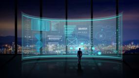 科技屏幕视频素材视频素材