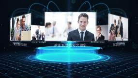 科技片头展示20200814AE模板