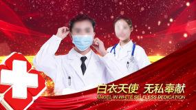 【原创】震撼819中国医师节开场AE模板AE模板
