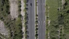 4K-HLG原素材-酒嘉一级道路视频素材