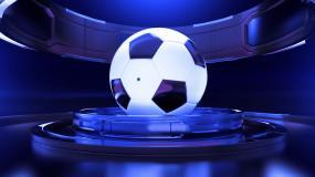 足球运动背景视频素材