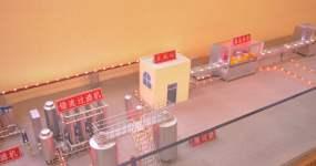 红酒建模展示视频素材