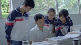 乡村学校中学山区支教老师备课讲题视频素材包