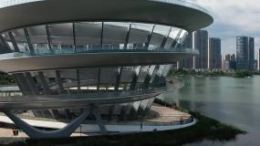 长沙城市航拍视频素材