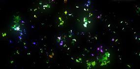 唯美花瓣花朵led舞台背景视频视频素材
