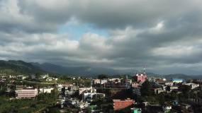 斯里兰卡村庄小镇视频素材
