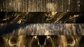大屏粒子舞美音乐背景视频素材视频素材