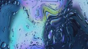 4k抽象绚丽炫彩霓虹色彩彩色大屏视频素材