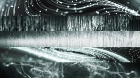 宽屏粒子舞美年会舞蹈音乐背景视频素材视频素材