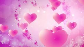 4K《我爱你不问归期》歌曲背景视频素材