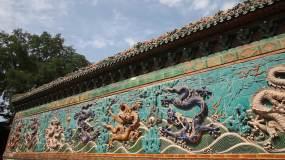 北京北海公园视频素材