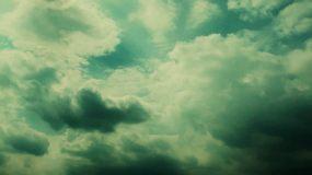 【HD天空】风起云涌快速云动电影颗粒质感视频素材