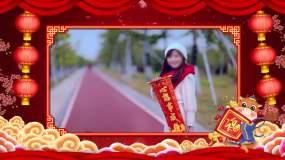 春节拜年-AE模板