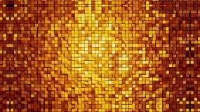 金砖波动投影mapping背景视频视频素材