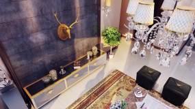 三维室内多风格客厅视频素材