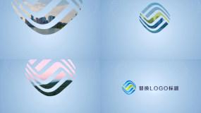 logo落版logo片头片尾AE模板