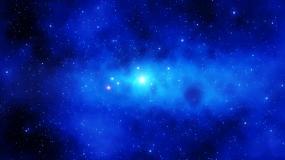 唯美宇宙星空背景视频素材