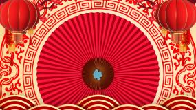 中国风传统文化戏曲曲艺说书背景视频素材