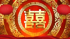 中式婚礼视频素材