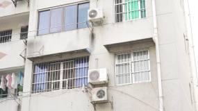 空调外机视频素材