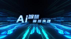 科技感标题模板AE模板