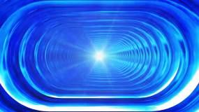 动感光线隧道视频素材