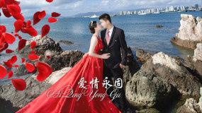 唯美浪漫高端记忆婚礼瞬间Pr模板Pr模板
